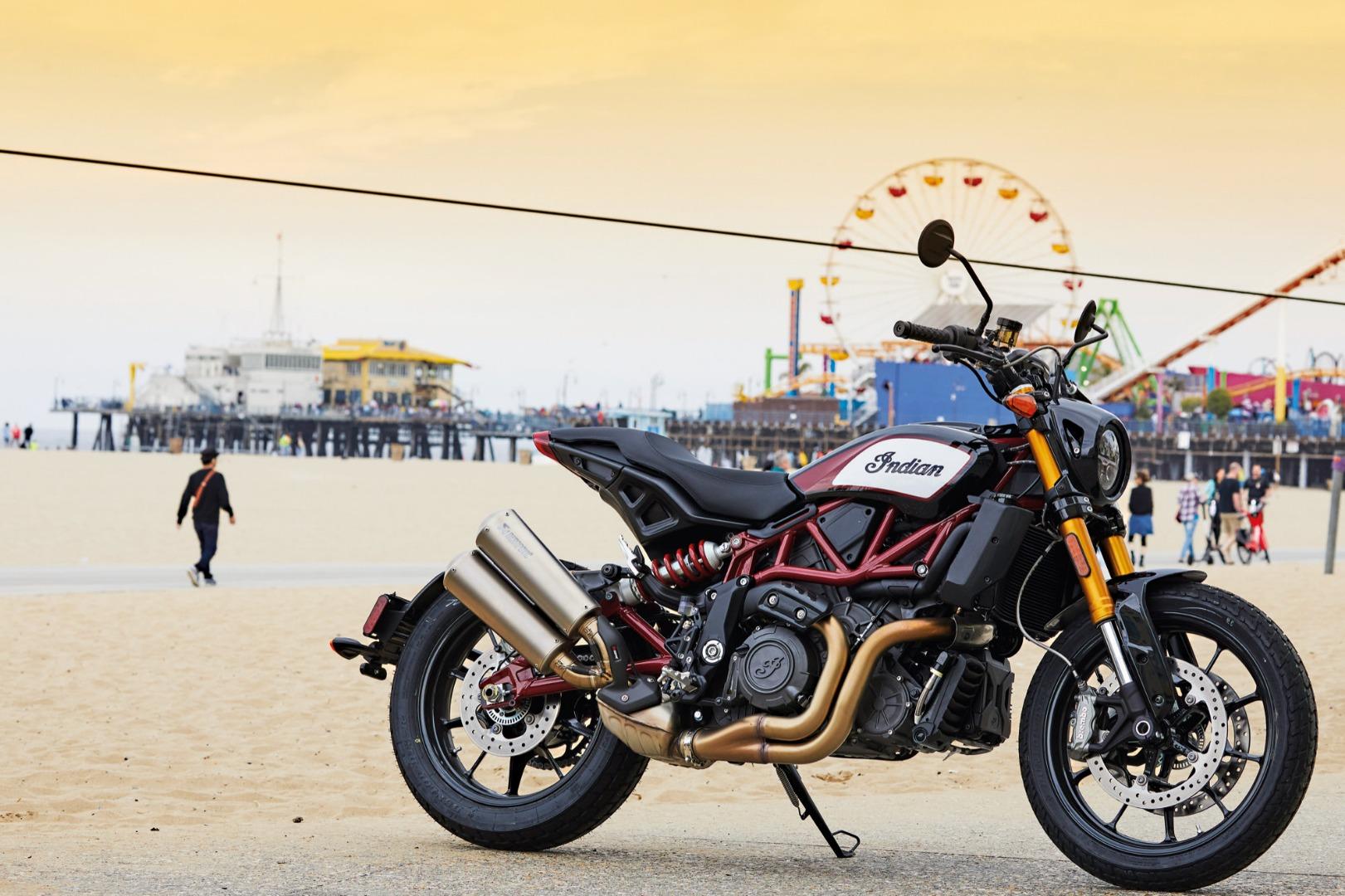 Indian FTR 1200, galería de fotos