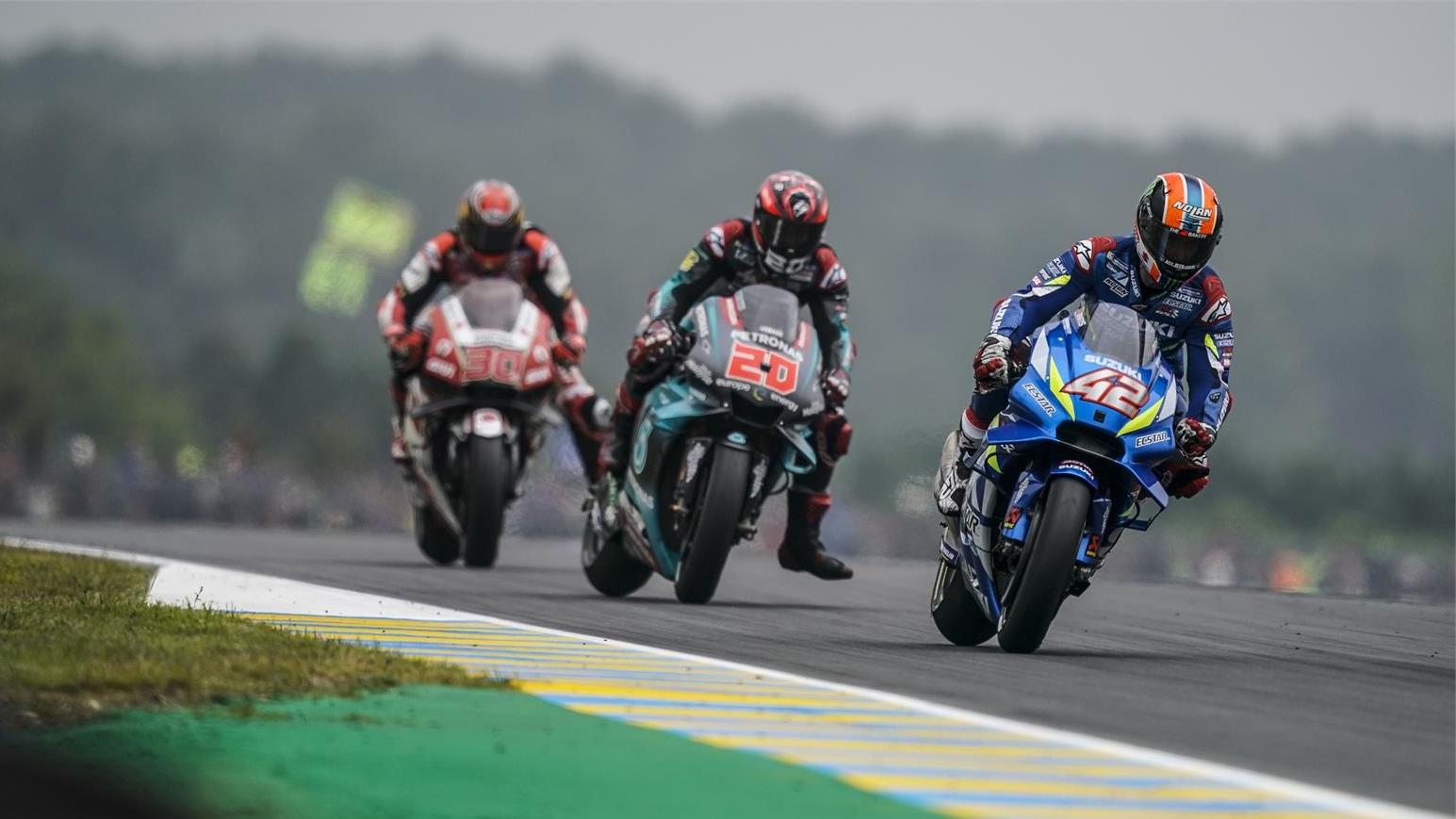 Fotos GP Francia MotoGP 2019