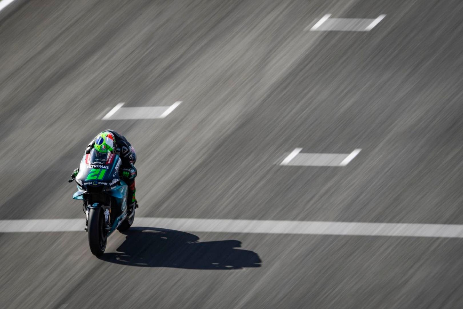 Franco Morbidelli en MotoGP 2019