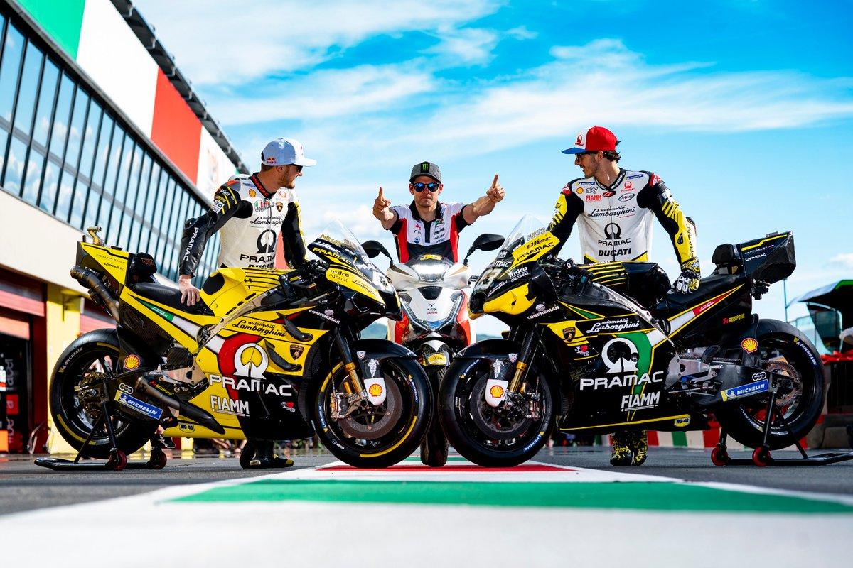 Pramac Ducati Lamborghini - Mugello 2019