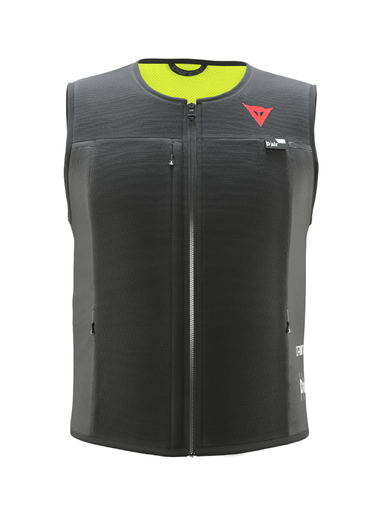 Nuevo chaleco Dainese con airbag: Smart Jacket