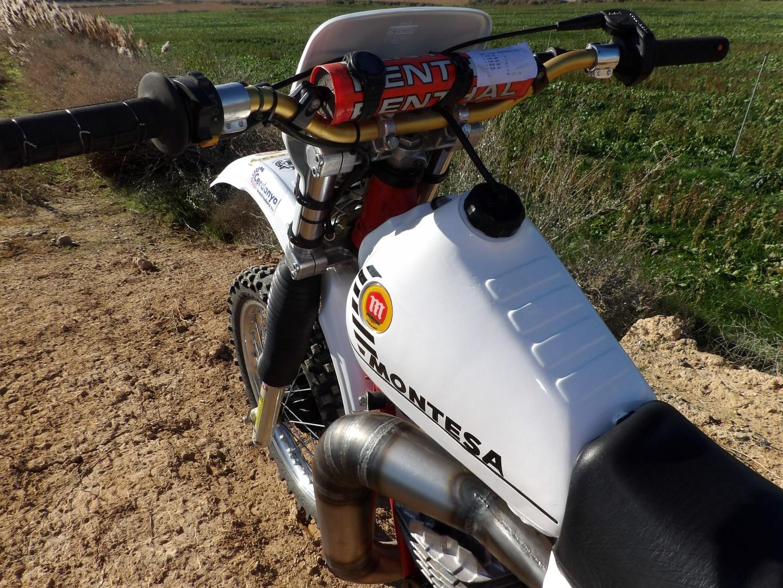 Prueba Montesa Enduro 360 H7