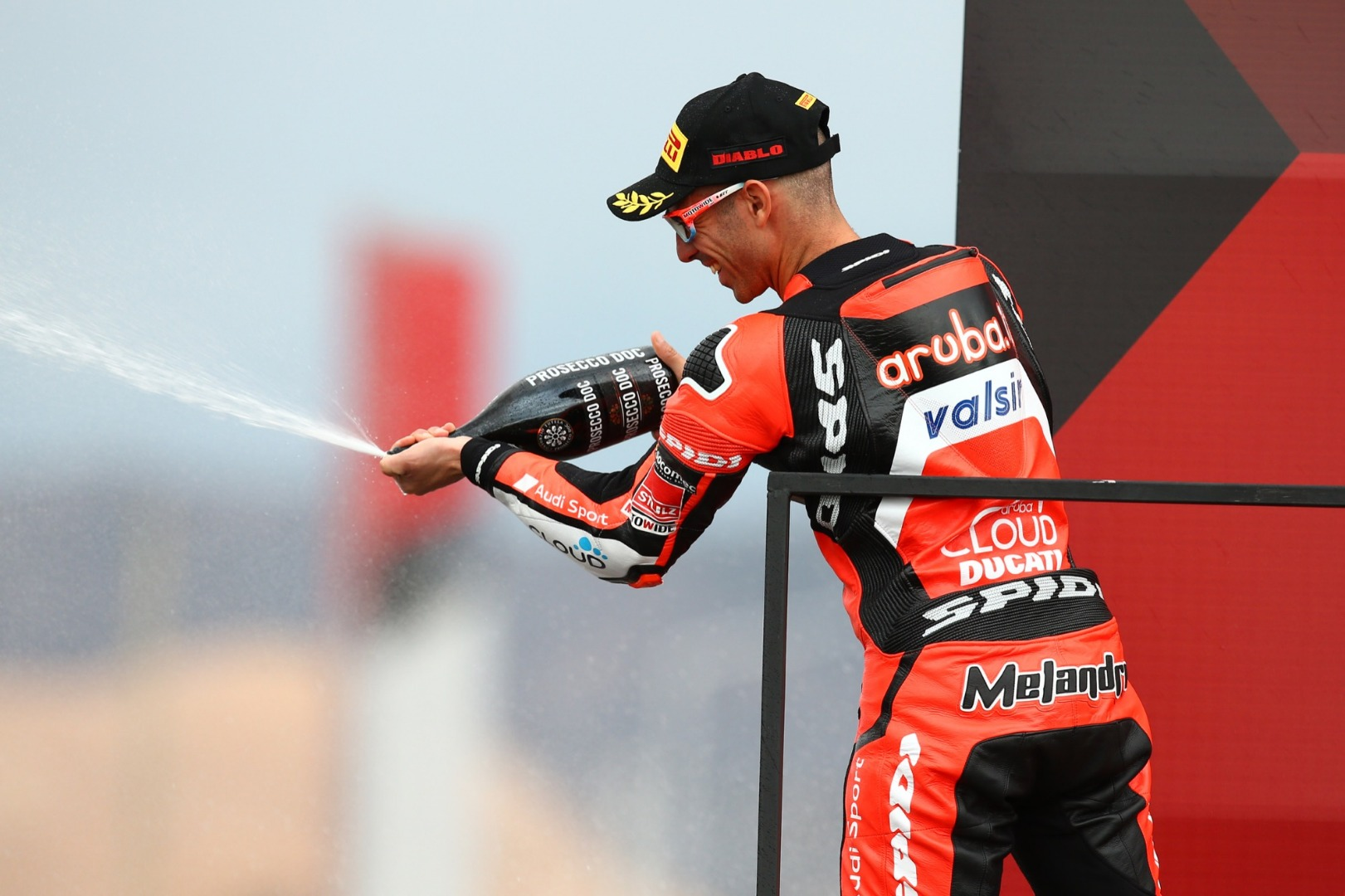 Marco Melandri se retira - Carrera deportiva en fotos