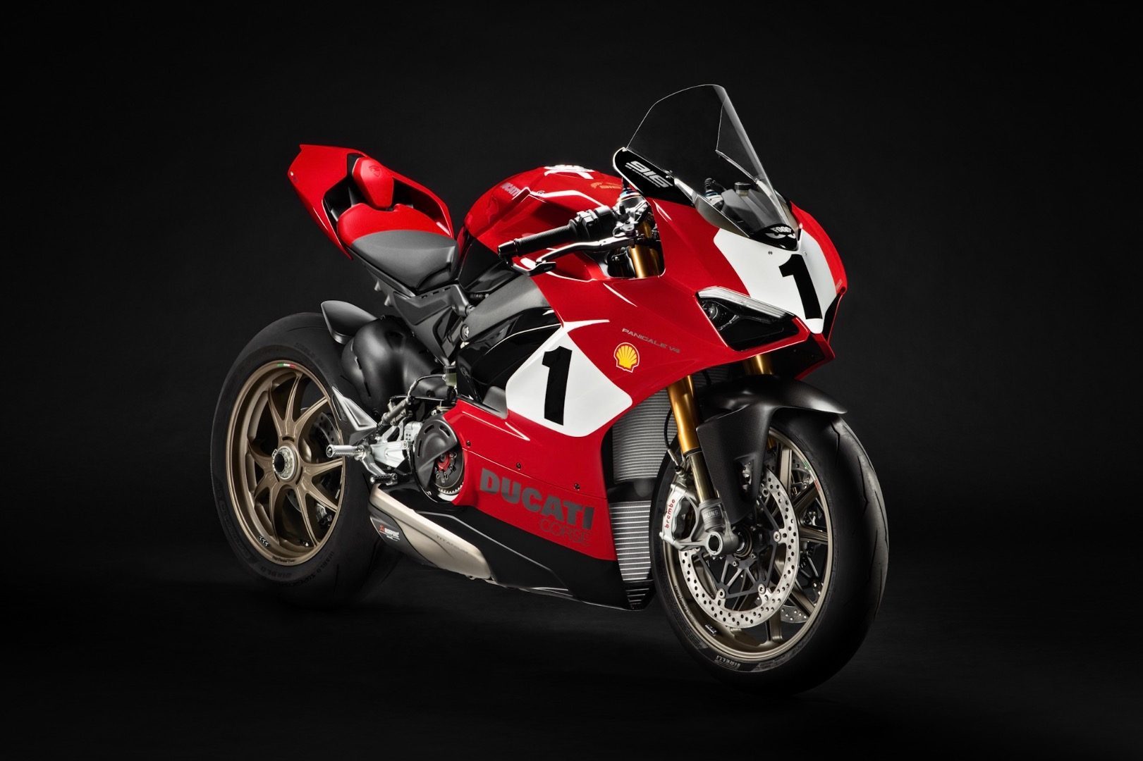 Ducati Panigale V4 25º Anniversario 916