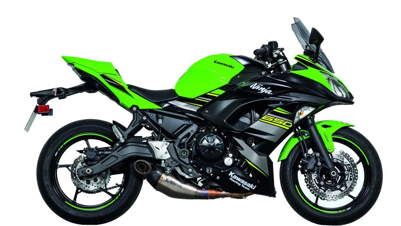 Kawasaki Ninja 650, prueba y primeras impresiones