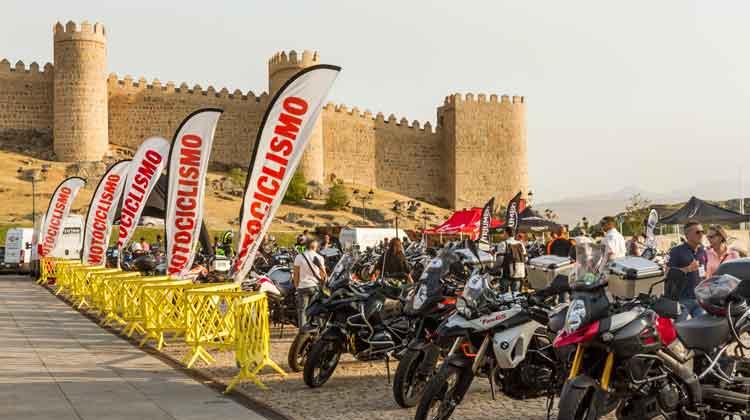 Motociclismo Rally Ávila 2019, ¡las fotos!