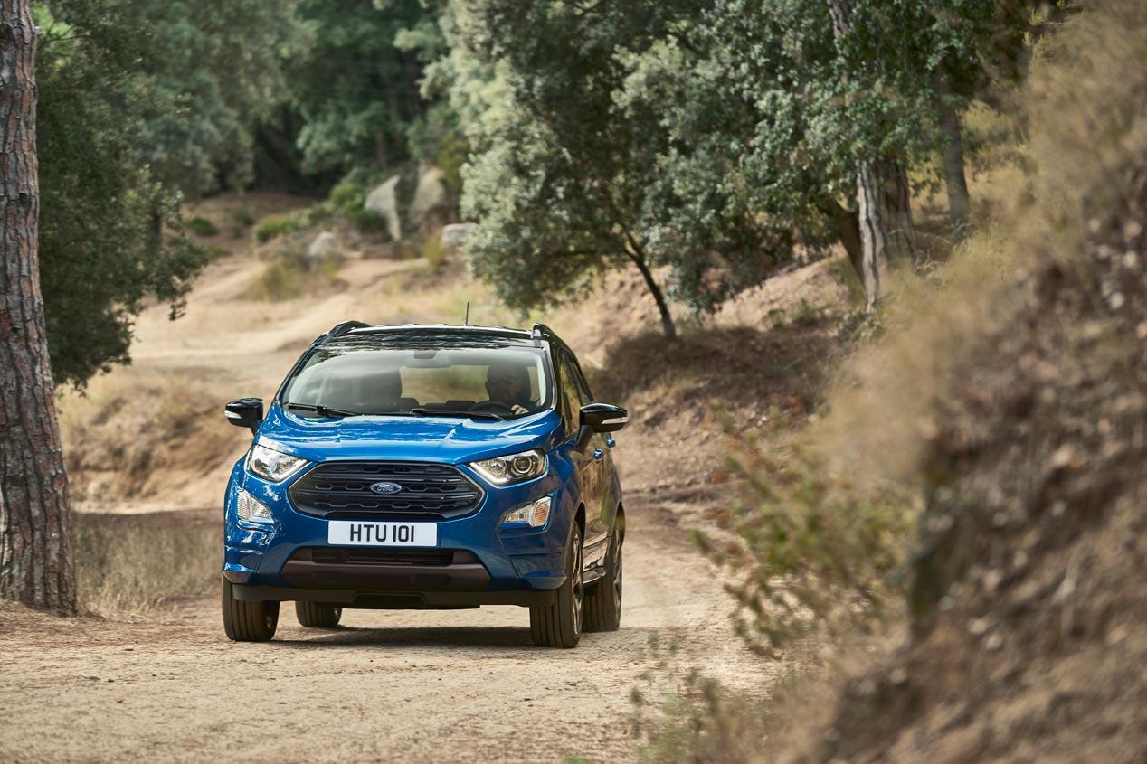 Ford EcoSport: un SUV deportivo para todos los días