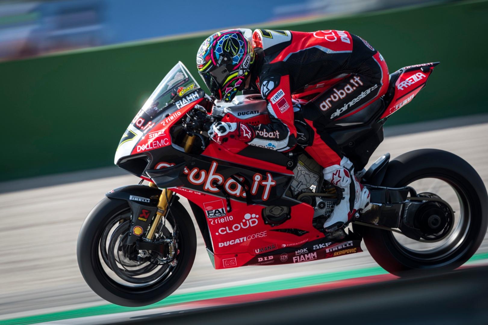 Ducati Panigale V4 R - SBK 2019