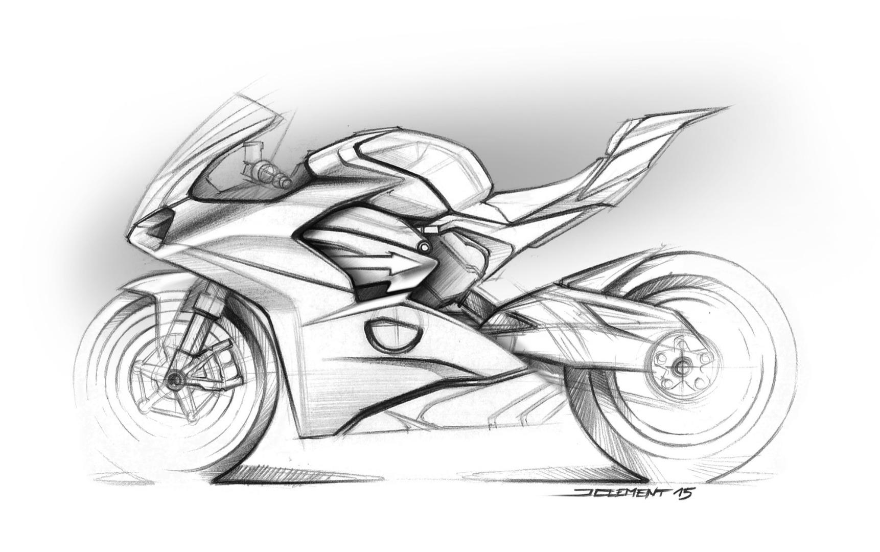 Proceso de desarrollo de una Ducati