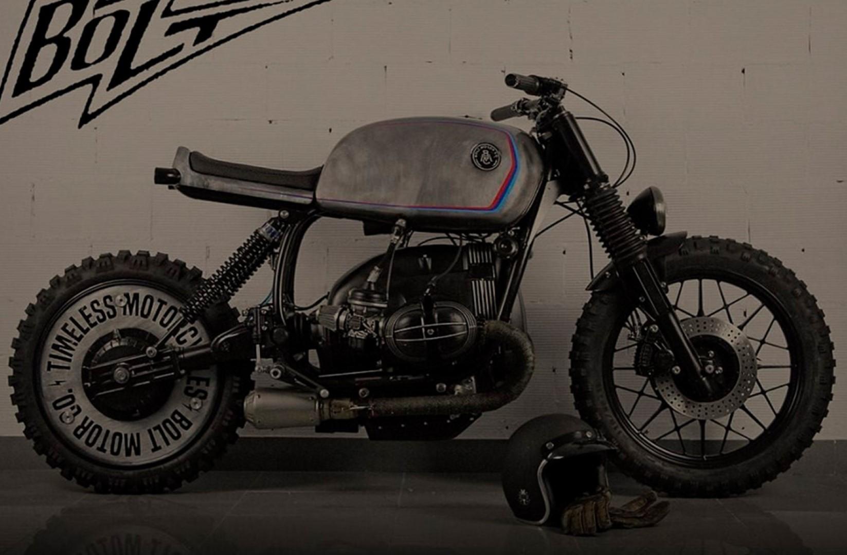 BMW Heritage Custom Project 2019: Primeras preparaciones
