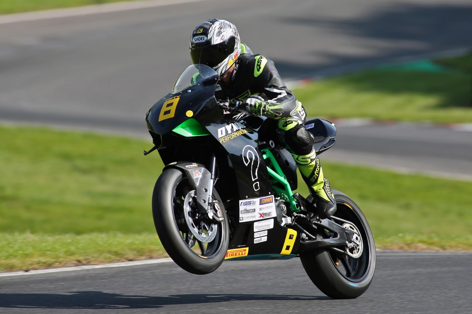 Krämer Motorcycles GP2R
