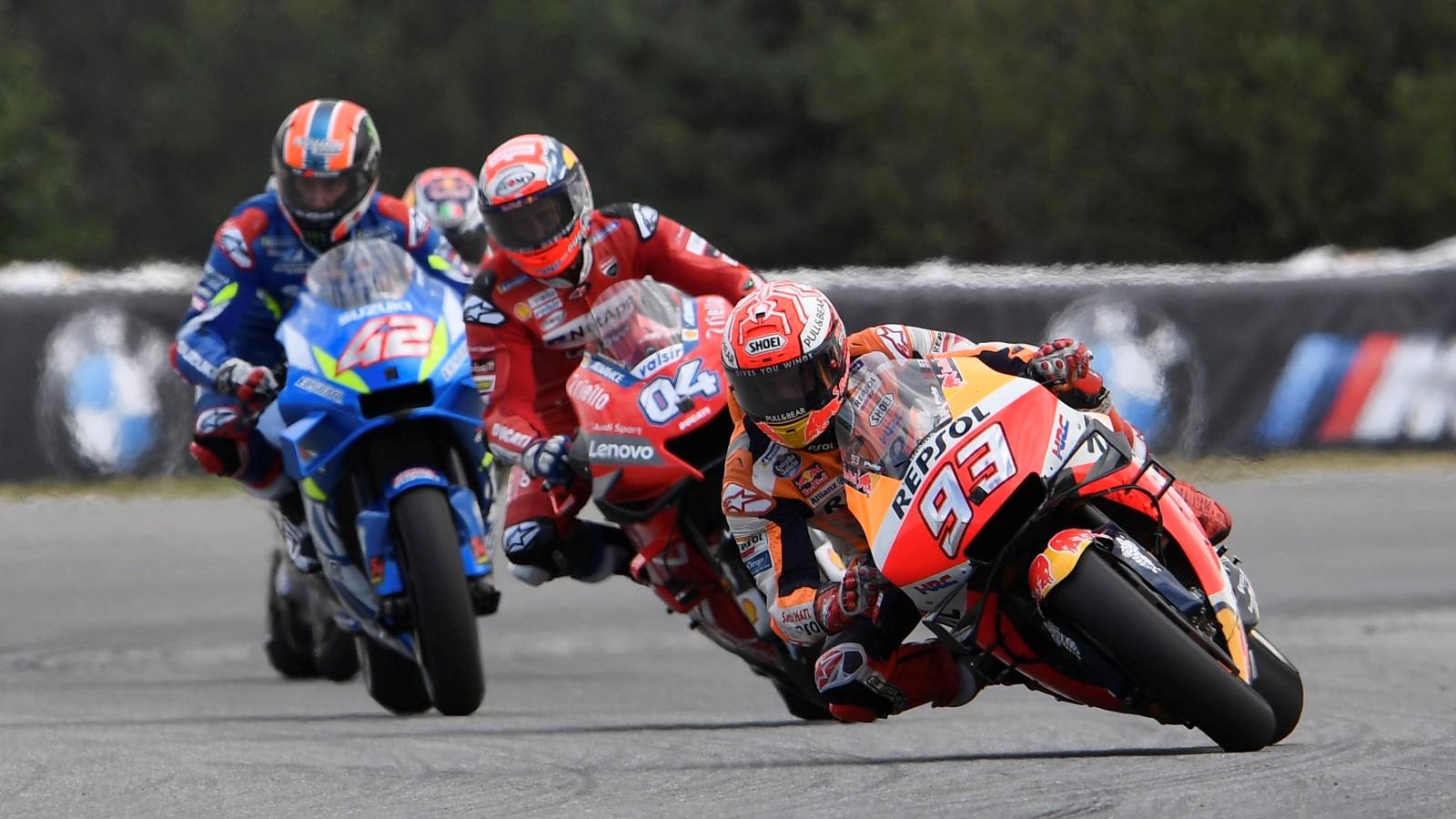 Fotos GP Brno MotoGP 2019