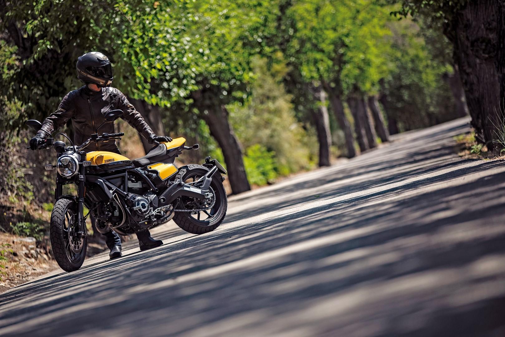 Prueba a fondo de la Ducati Scrambler Full Throttle