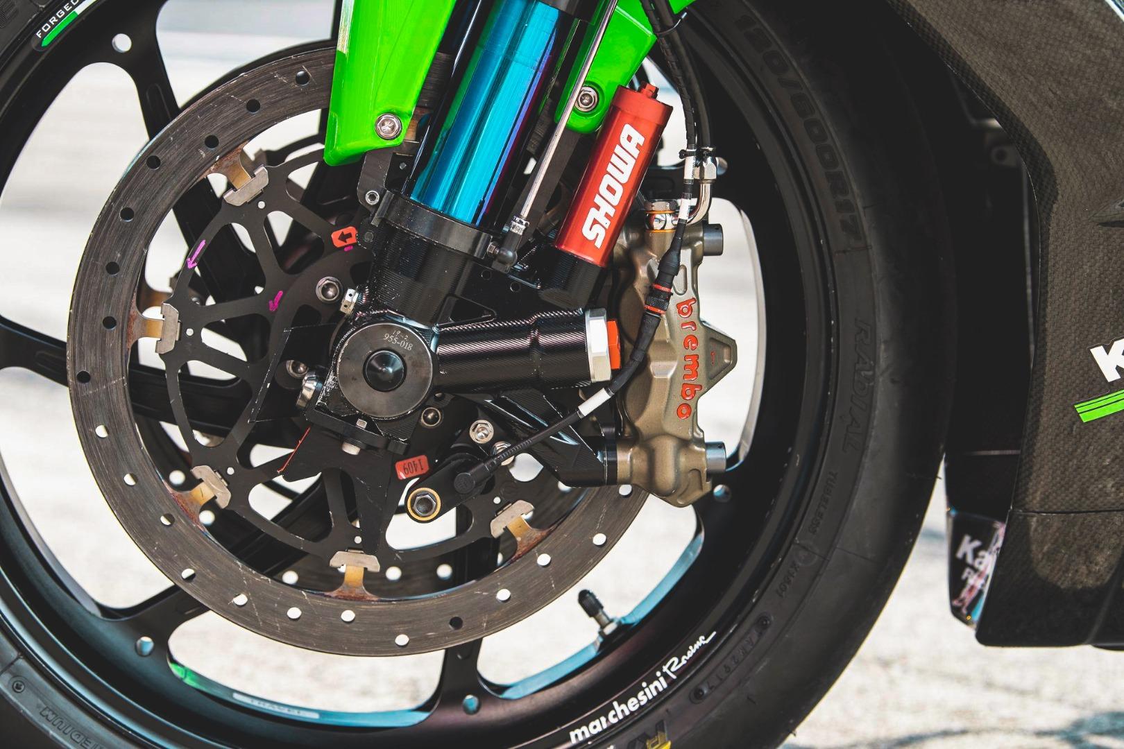 Kawasaki Ninja ZX-10RR KRT, 8 Horas Suzuka