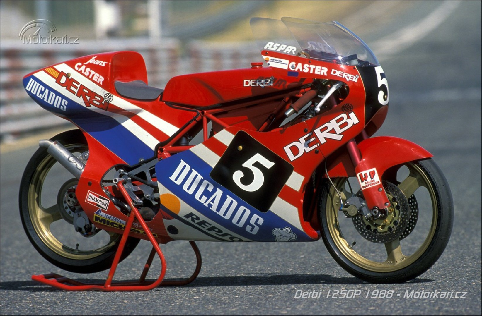 Classic Club: Derbi 125 GP. Galería de fotos