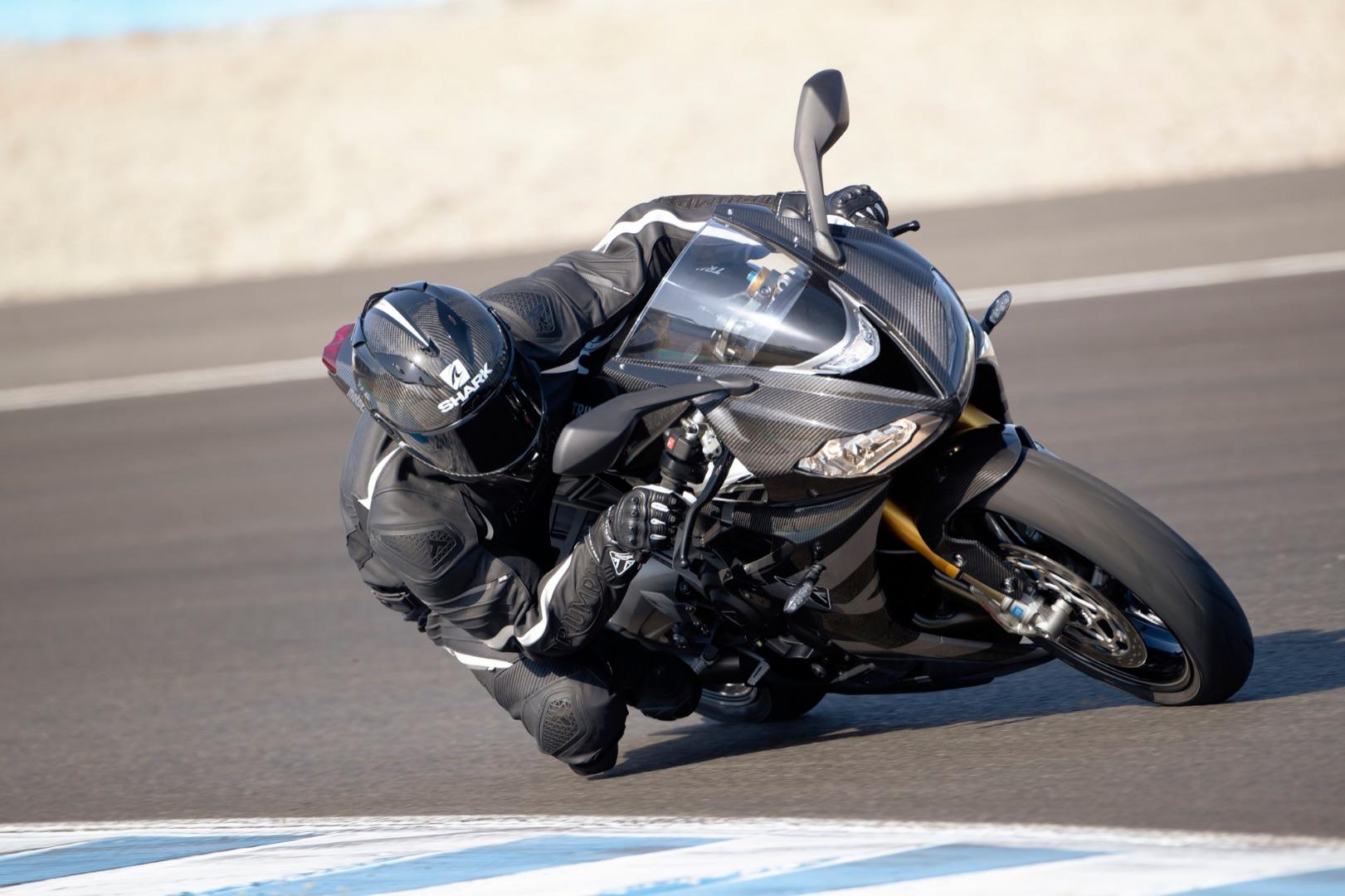 Triumph Daytona 765 Moto2 Limited Edition