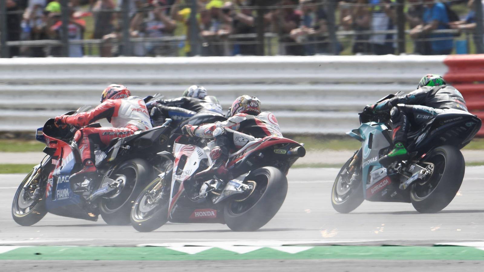 Fotos GP Silverstone MotoGP 2019