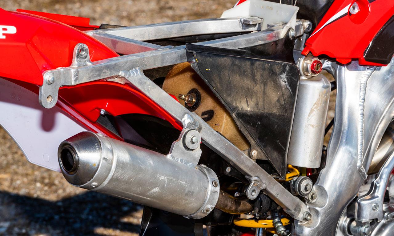 Honda CR 125 2020
