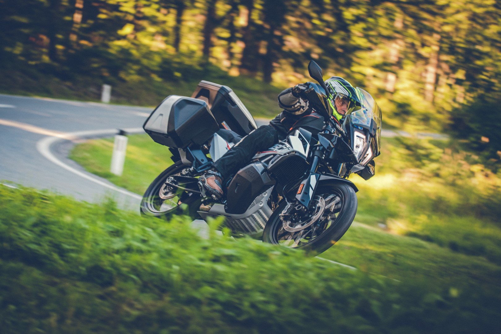 KTM 790 Adventure, The Austrian Adventure. Fotos