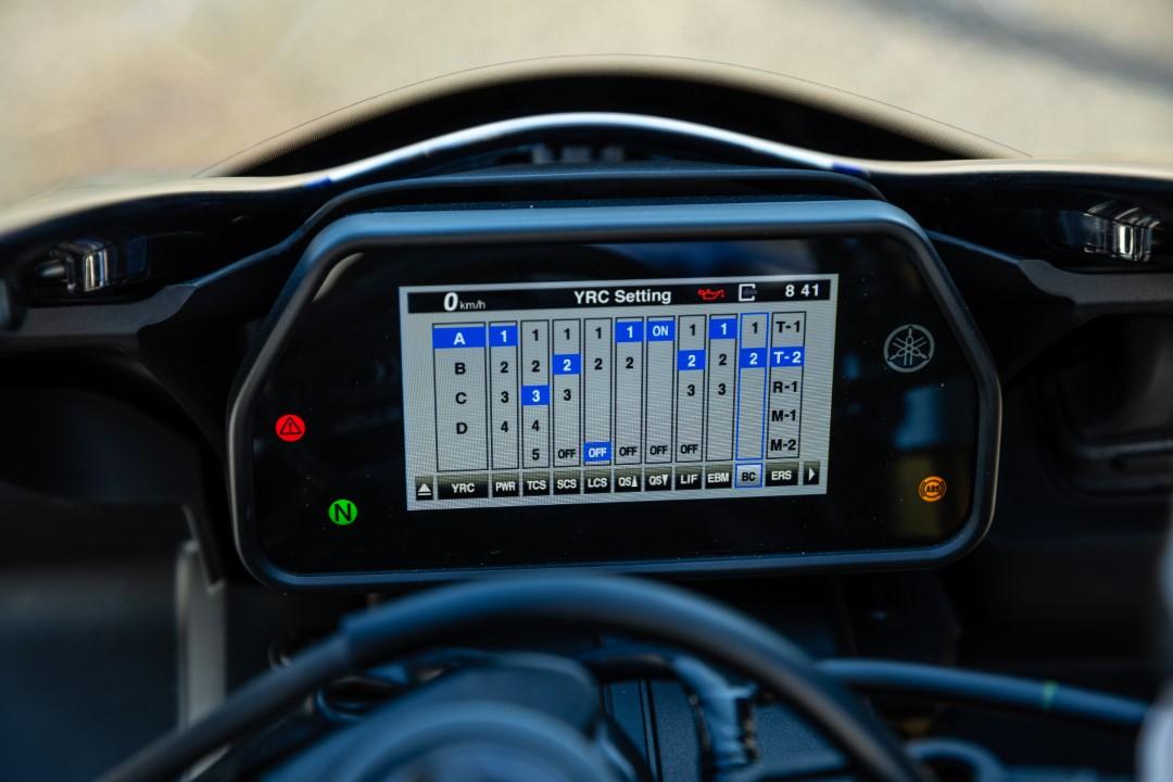 Yamaha YZF-R1/YZF-R1M 2020