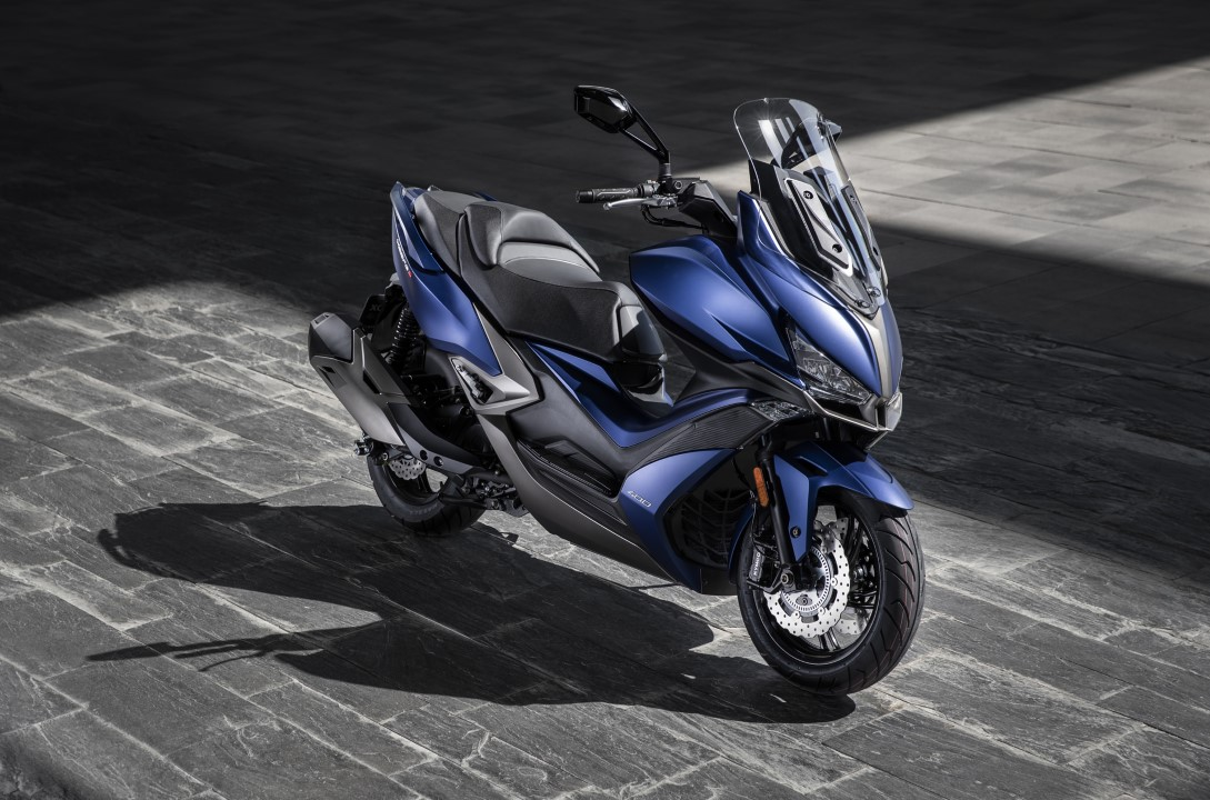 KYMCO Xciting S 400 2019