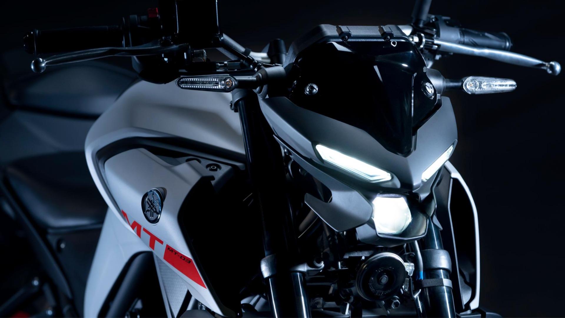 Yamaha MT-03 2020, radical lavado de cara para la naked A2 de Yamaha
