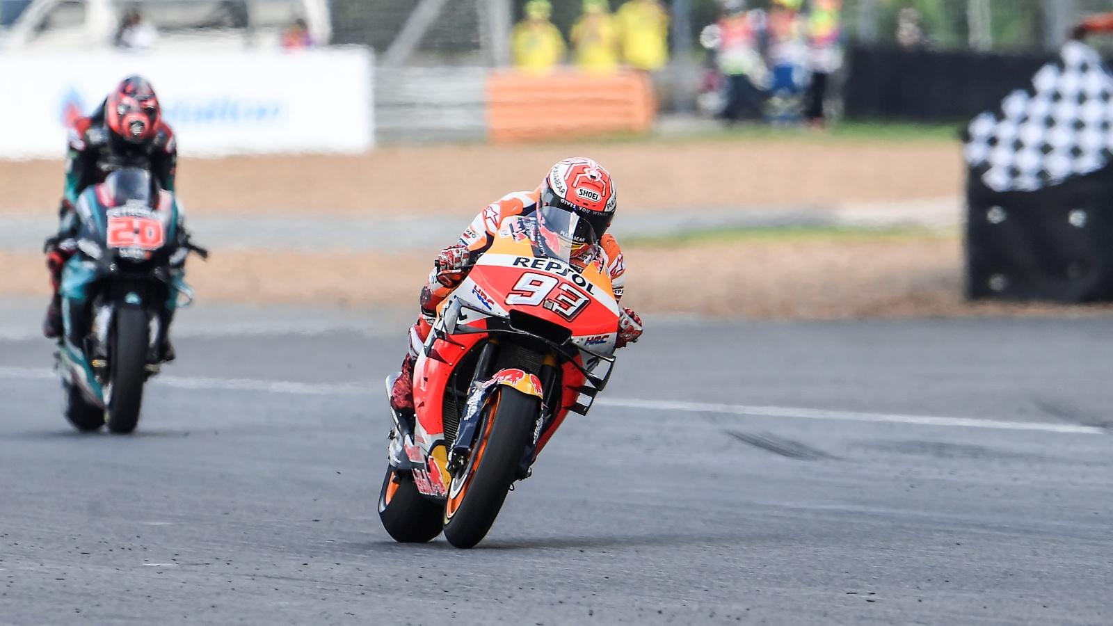 Marc Márquez, campeón MotoGP 2019