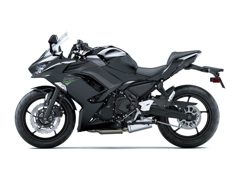 Kawasaki NInja 650 2020, Kawasaki afila la Ninja bicilíndrica