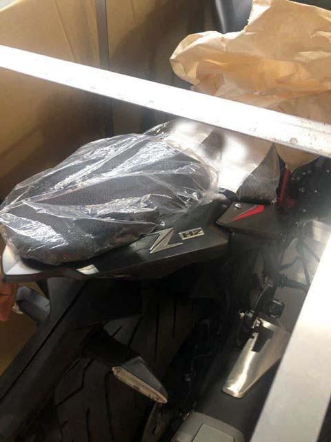 Kawasaki Z H2 2020, primeras imágenes de la naked sobrealimentada