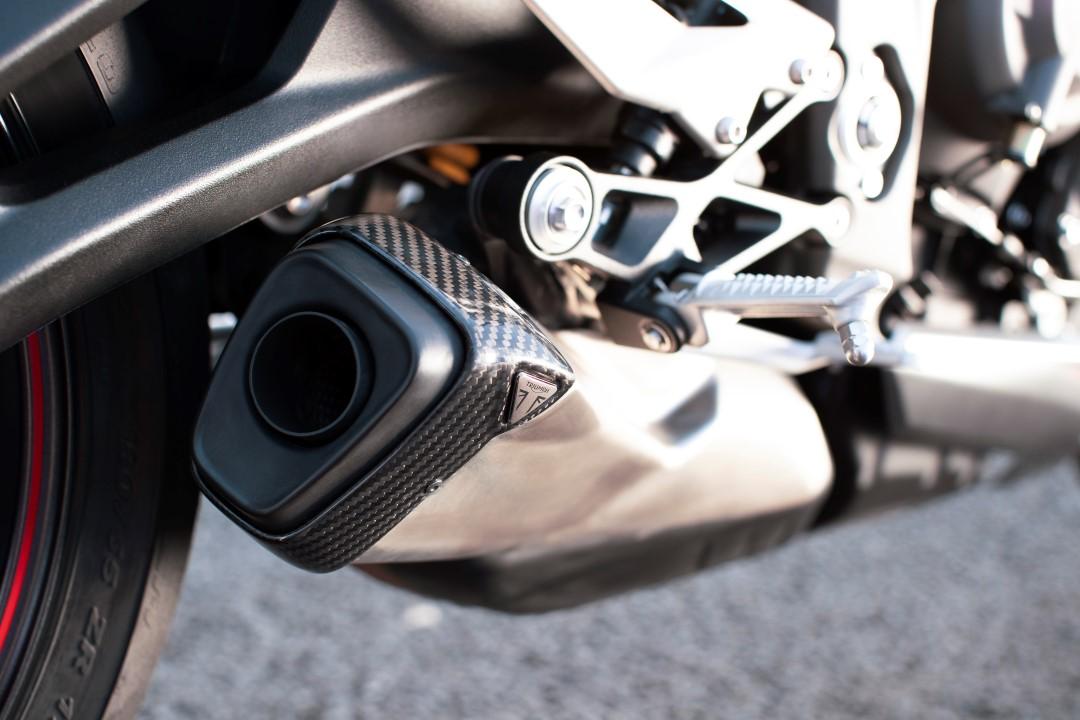 Prueba Triumph Street Triple RS 2020, galería de fotos