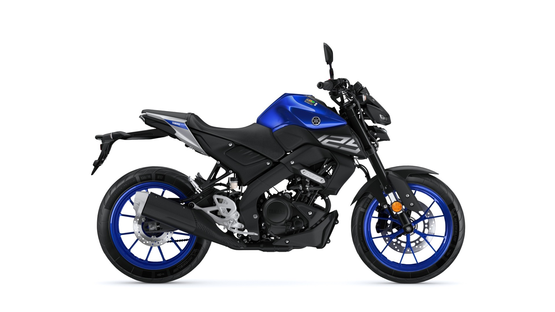 Yamaha MT-125 2020, galería de fotos de la nueva naked A1 de Yamaha