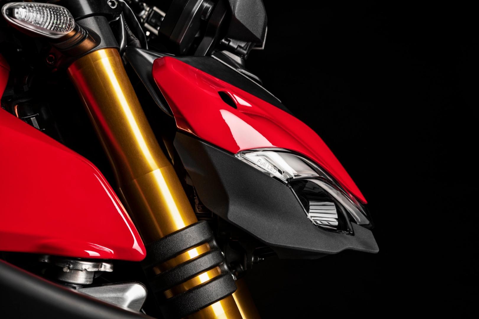 Ducati Streetfighter V4 2020, fotos de la nueva súper naked italiana