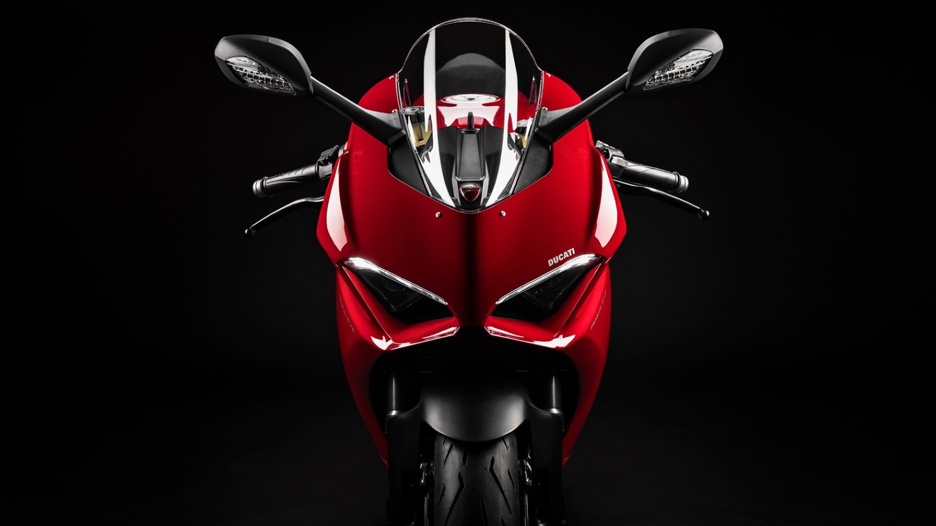 Ducati Panigale V2 2020, fotos de la Panigale de dos cilindros