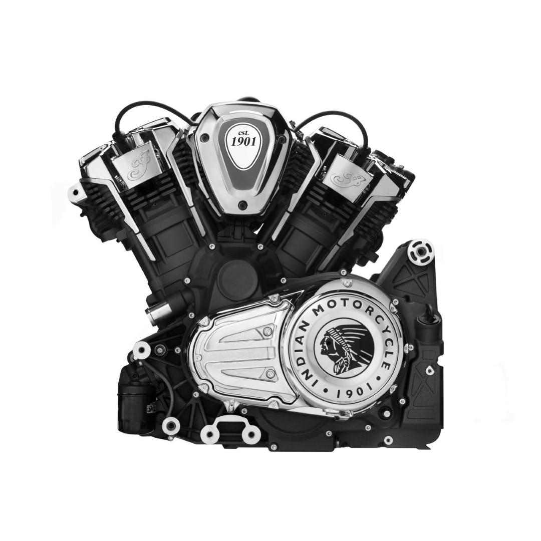 Motor Indian PowerPlus 2020. Fotos