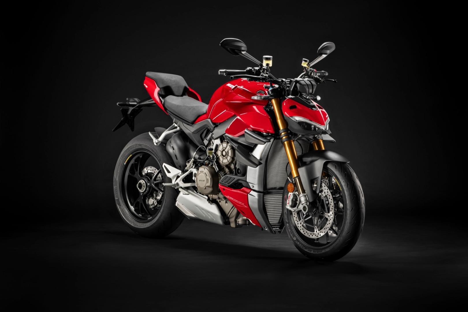 Ducati Streetfighter 2009 vs Ducati Streetfighter V4 2020 | Así ha evolucionado