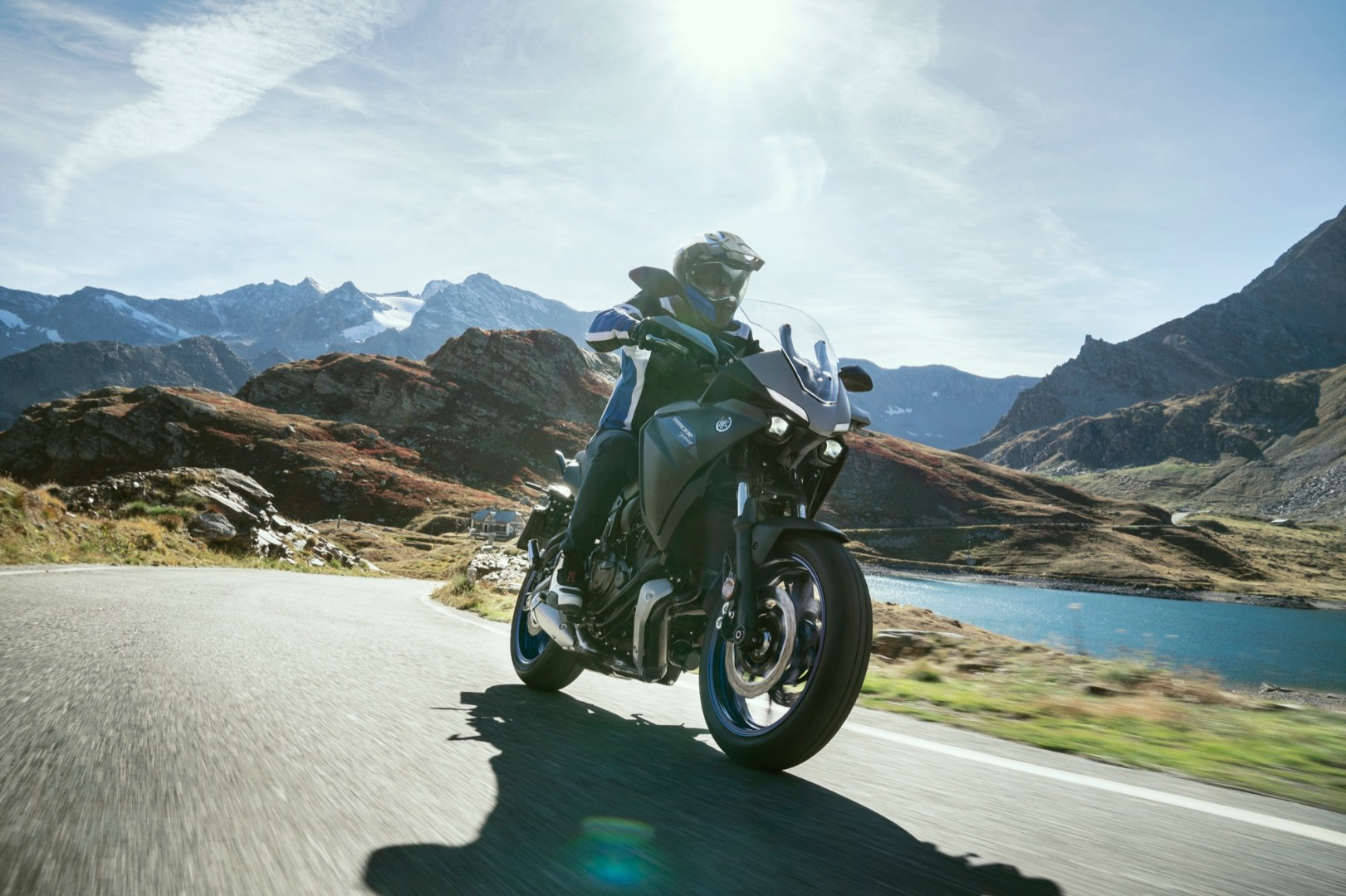 Yamaha Tracer 700 2020, fotos de la nueva sport-touring de 196 kg