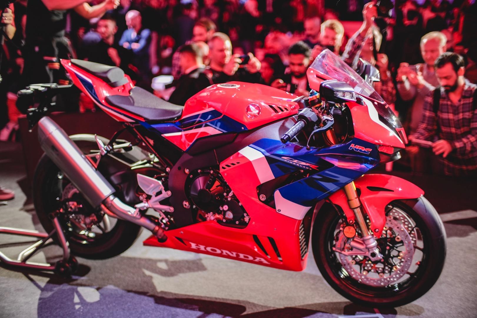 Honda CBR 1000RR-R 2020 | Fotos en detalle