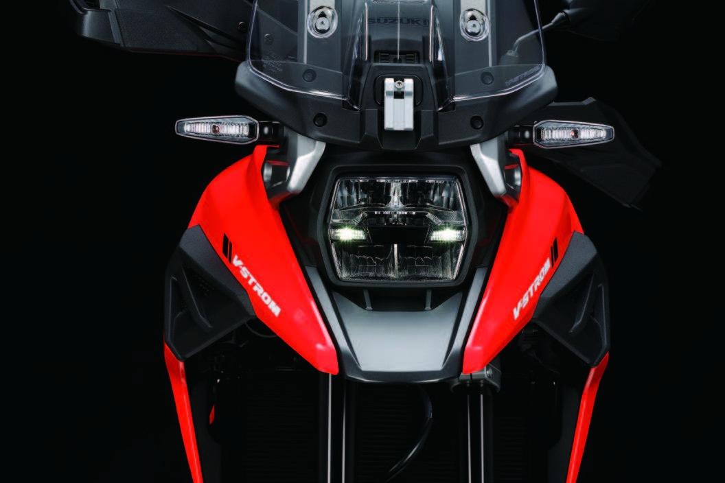 Suzuki V-Strom 1050 2020 & 1050 XT 2020