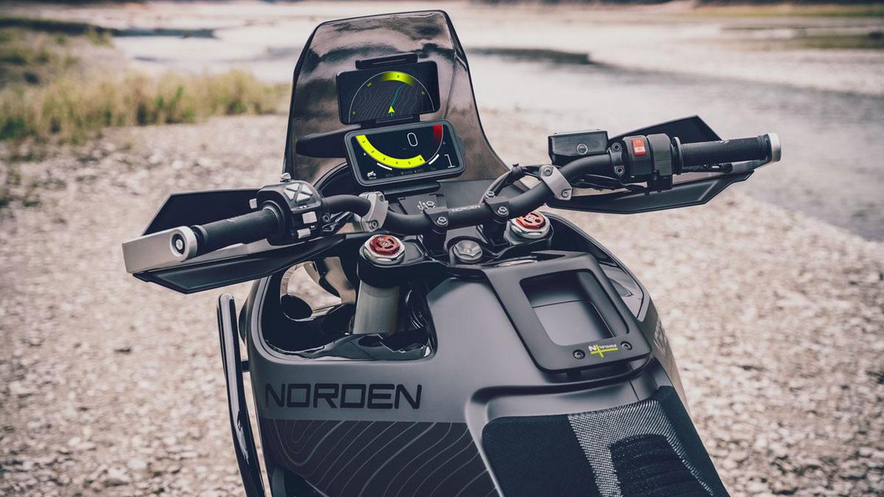 Husqvarna Norden 901 Galería de fotos