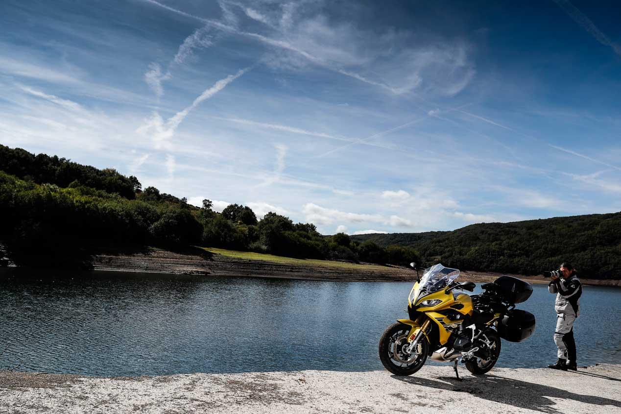 Turismo: Ruta por la Sierra de la Demanda con la BMW R 1250 RS