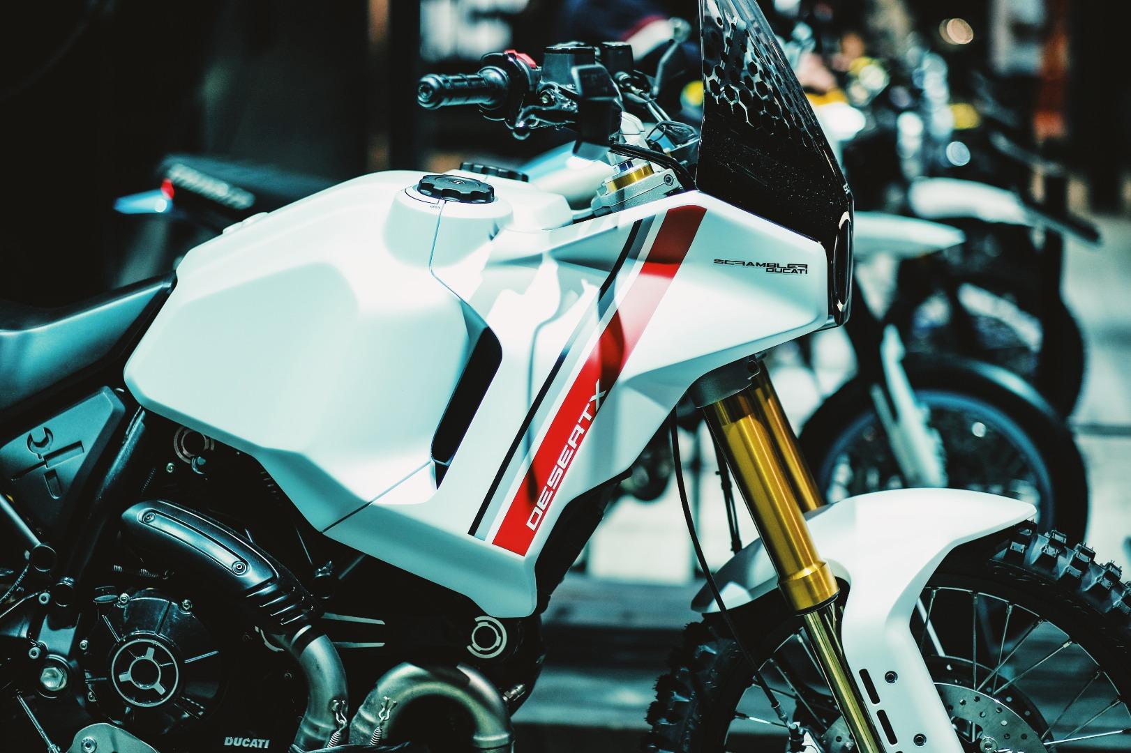 Ducati Scrambler DesertX | Galería de fotos del nuevo prototipo italiano