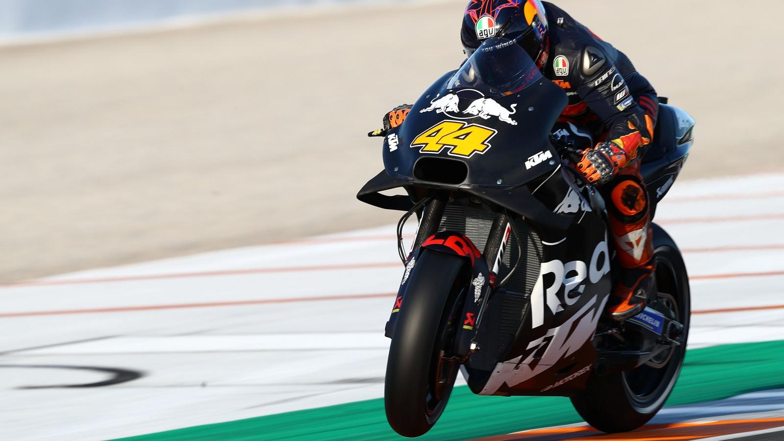 Fotos test Valencia MotoGP 2020