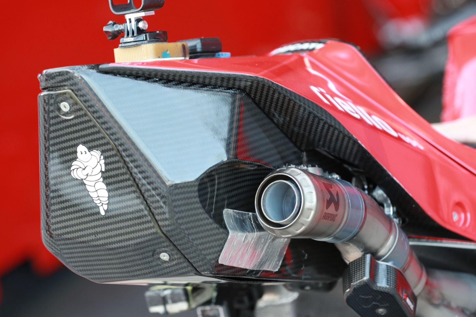 "Ducati GP20 - Vuelven a la carga con la famosa ""caja negra"""