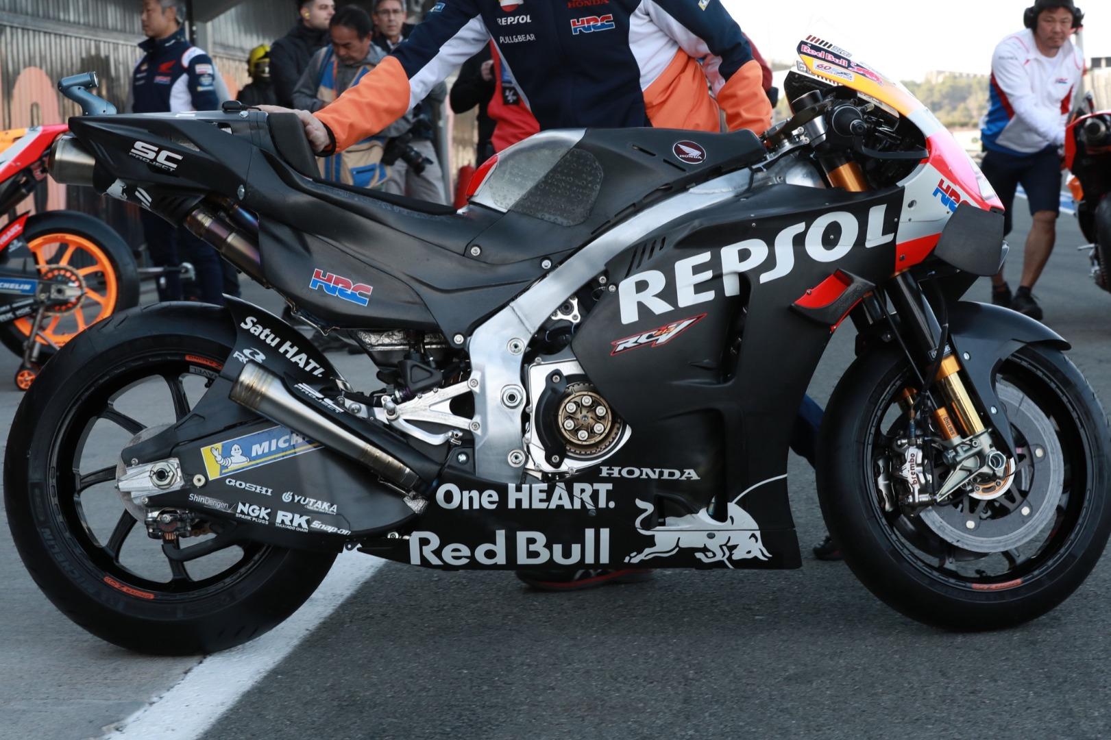 Honda RC-213V 2020 - MotoGP