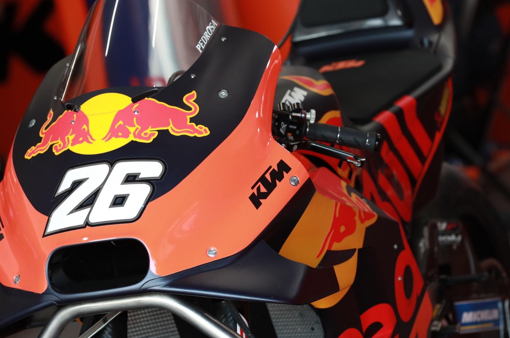 KTM RC16 2020 - Dani Pedrosa