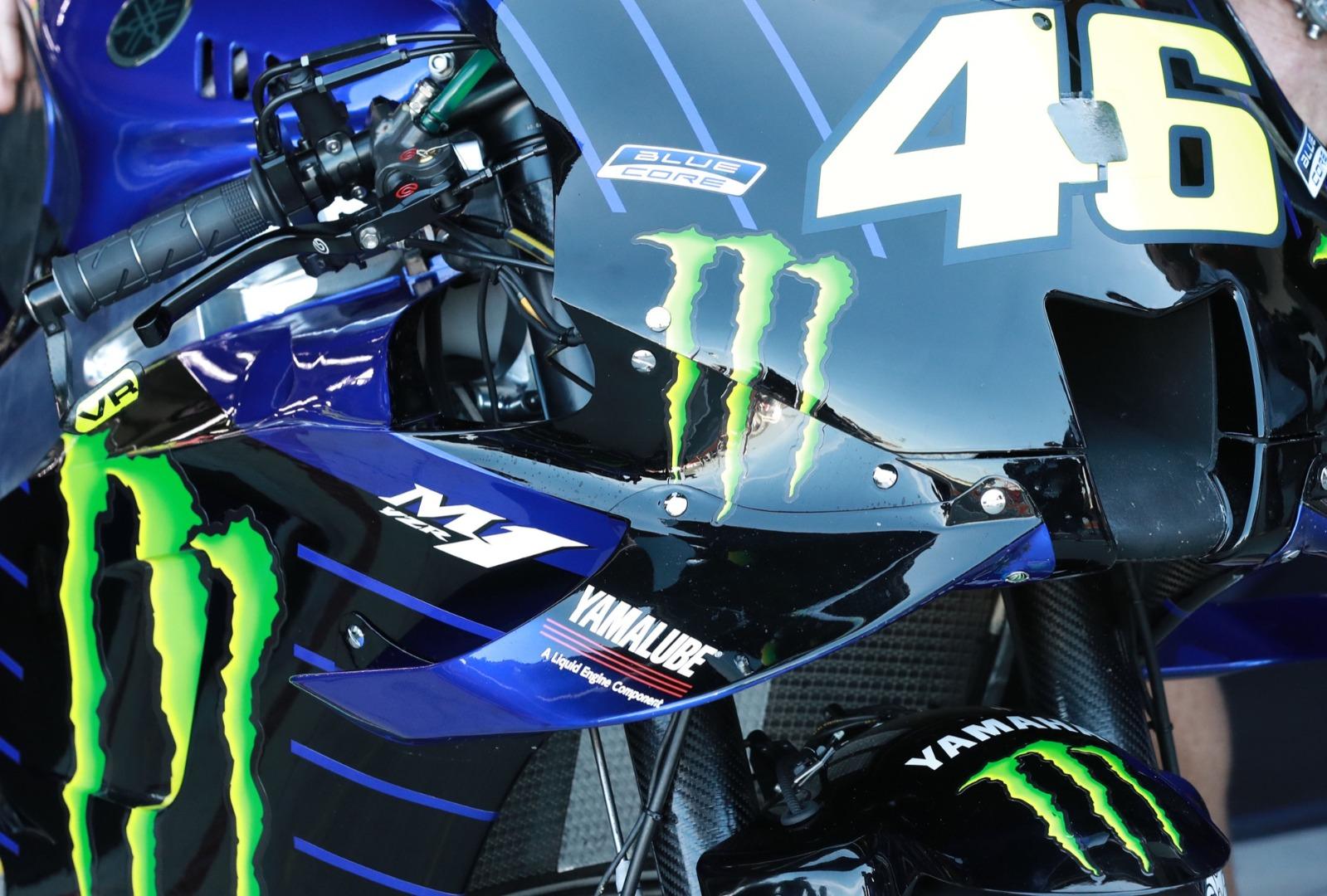 Yamaha M1 2020 - Valentino Rossi sobre el prototipo 2020