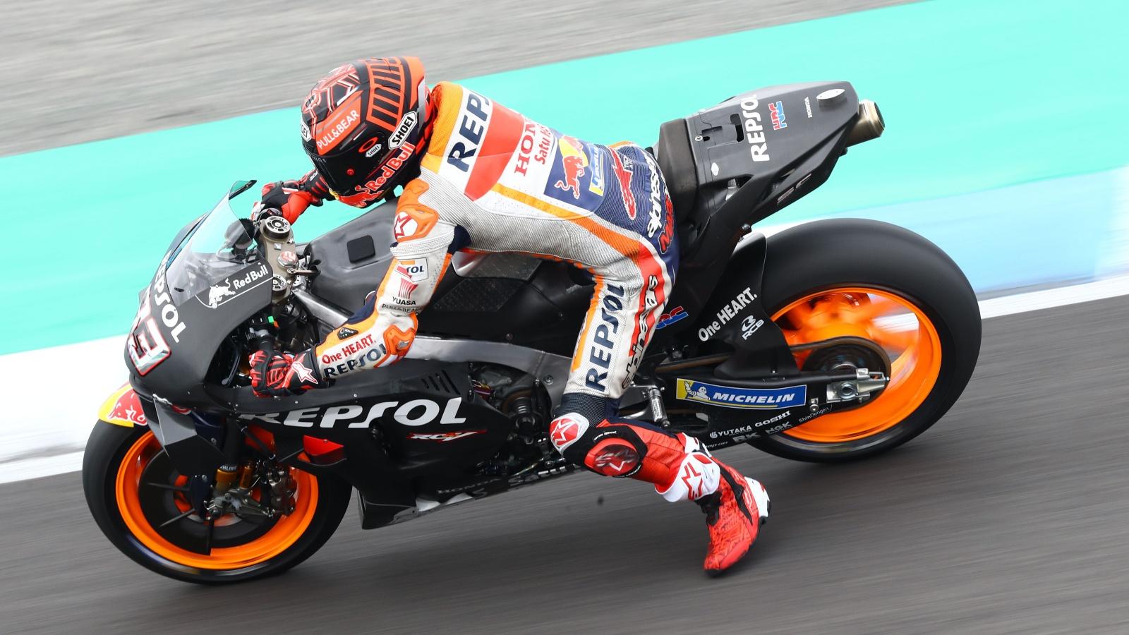 Fotos test Jerez MotoGP 2020
