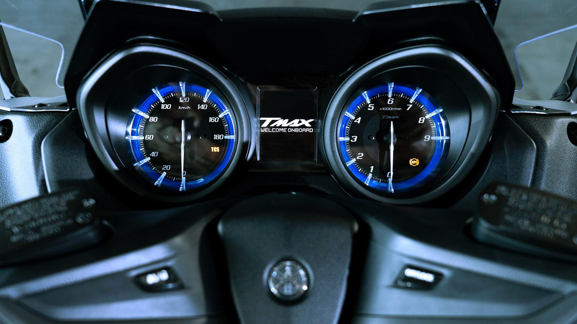 Yamaha TMax 560 y Yamaha TechMax