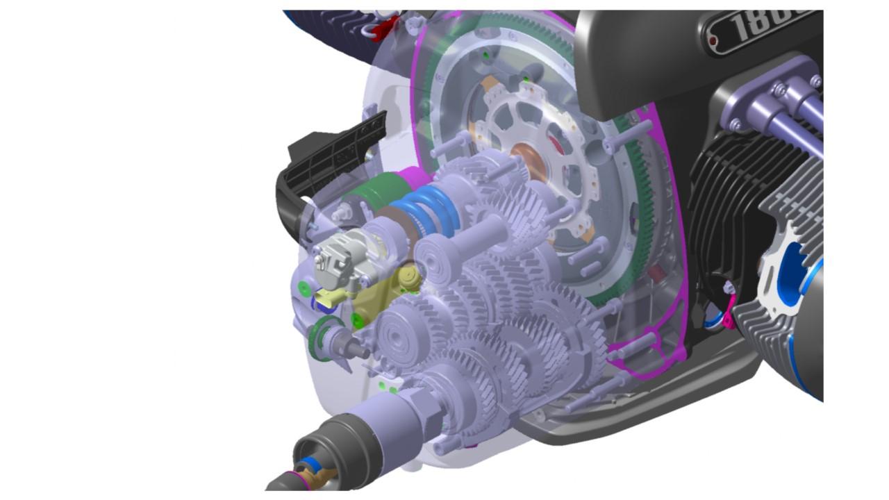 """Nuevo motor """"Big boxer"""" de BMW Motorrad"""