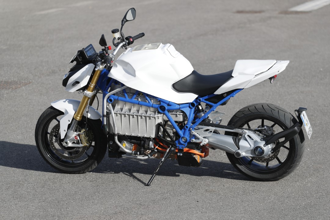 BMW eRoadster Prototype
